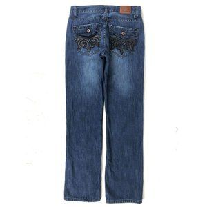 Fly Paper Straight Leg Men's Size 30x32 Blue Jean